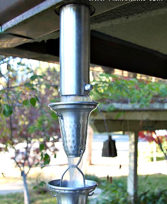 Make Your Rain Chain Installation Easy With Our Downspout Kits