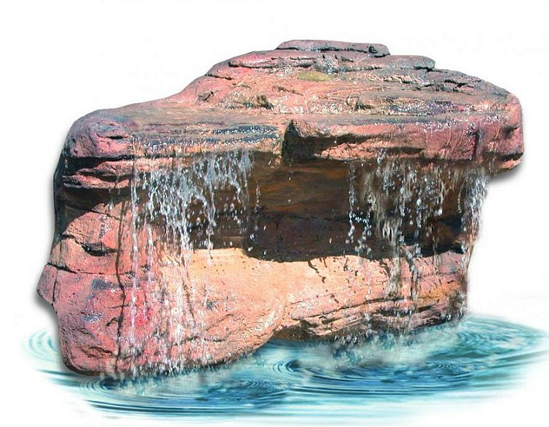 Tur Your Pool into a Water Garden Oasis with Our Swimming Pool Waterfall Kits