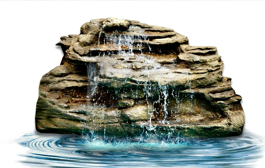 Spirit Swimming Pool Waterfalls Kit In Ground Pool