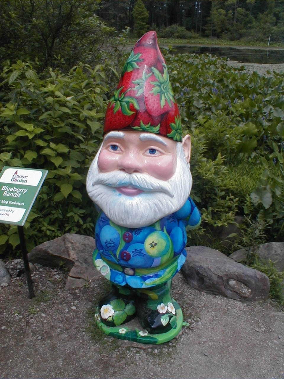 Large Garden Gnomes to Paint