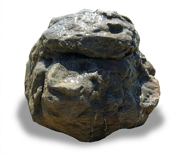 Our Bubbling Accent Rocks make Fabulous Water Features