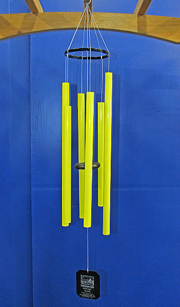 Small Earthsong Yellow Chime